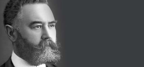 Hans Demant, fundador de Oticon, audífonos para sordos